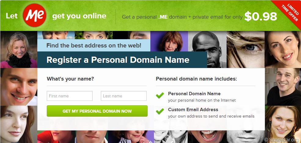 NameCheap注册.Me只需要0.98首年
