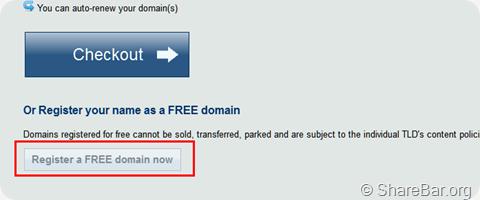 .ML免费域名申请过程 3
