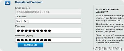 .ML免费域名申请过程 5