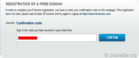.ML免费域名申请过程 7