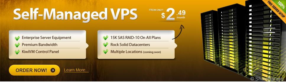 Bandwagon Host 512M/5G 年付VPS只要9.99刀