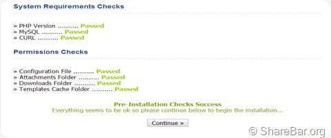 安装 WHMCS 全过程 5