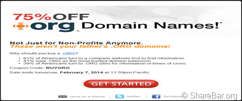 Domain 便宜域名 3