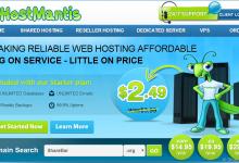 Host Mantis稳定的分销主机
