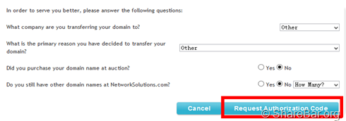 Network Solutions域名转NameCheap 5
